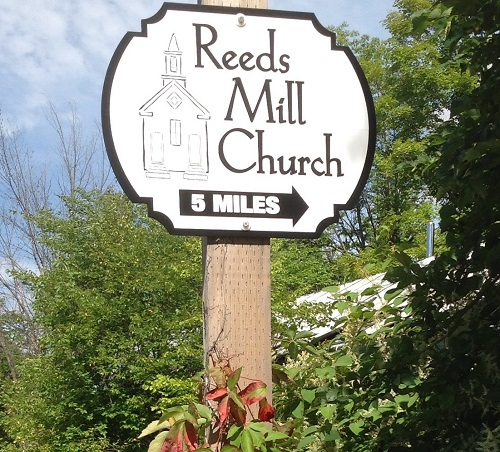 reeds mill church directions